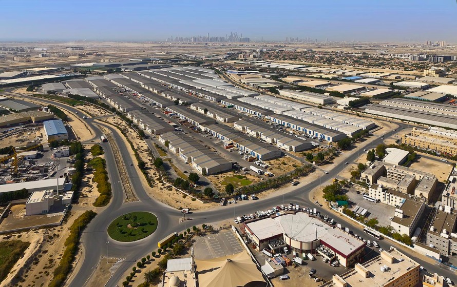 Dubai Investment Park In Dubai