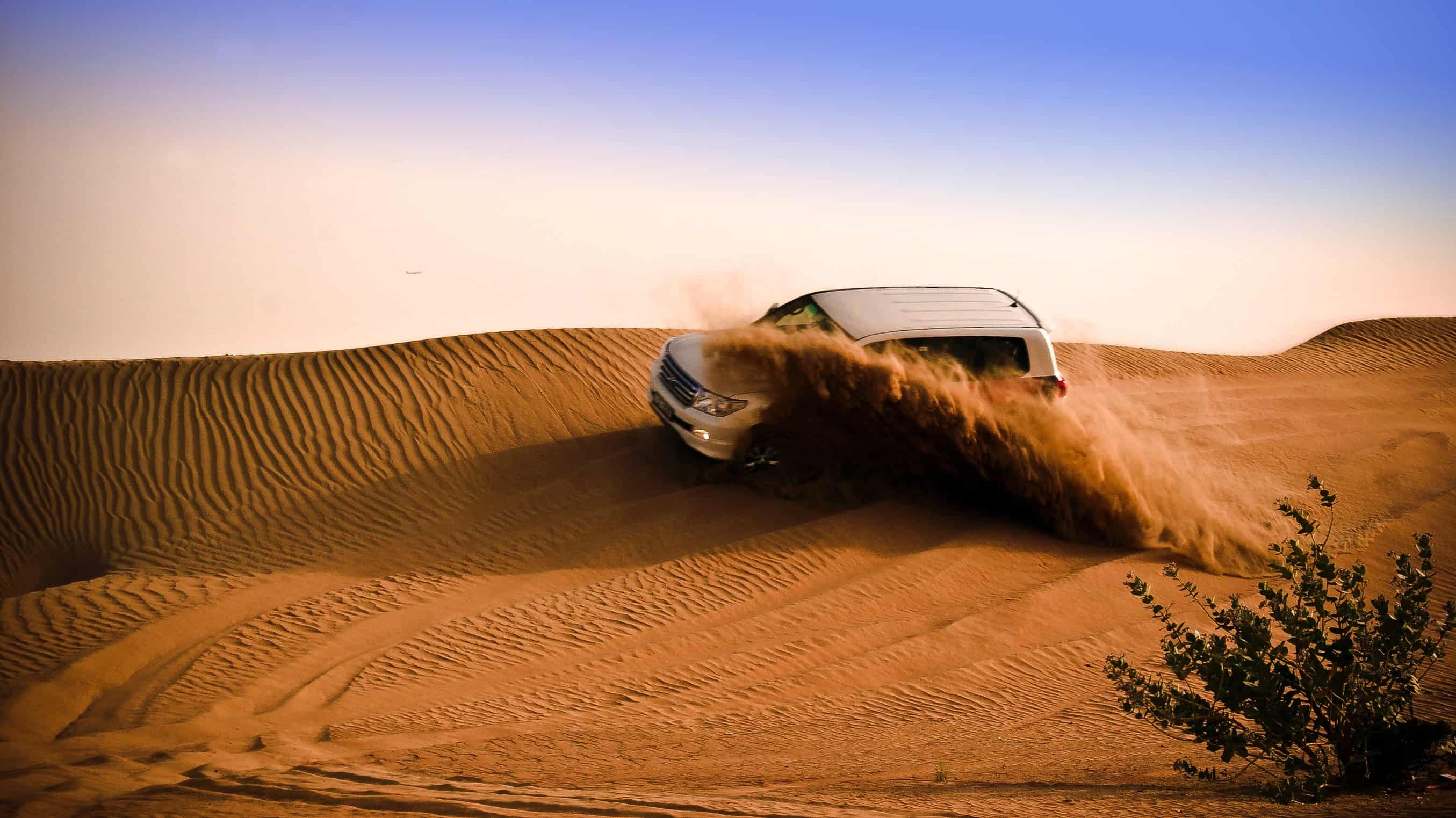 Desert safari in Dubai 2020 becomes risk free when you have Travel Insurance