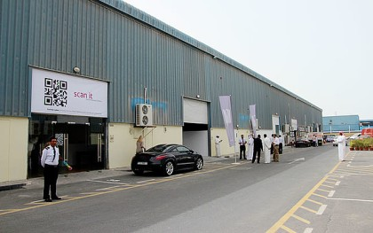 Warehouses in Al Quoz Dubai