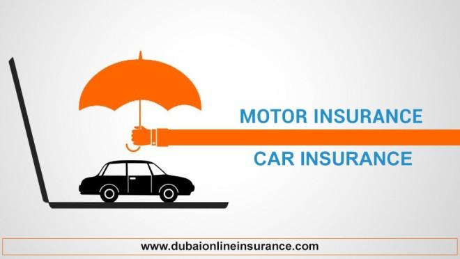 Motor Insurance or Car Insurance