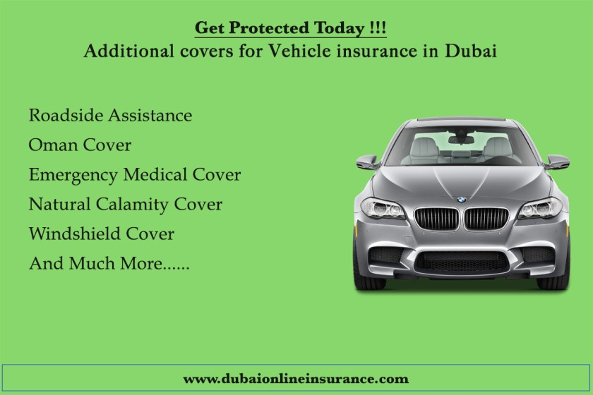Vehicle Insurance In Dubai UAE