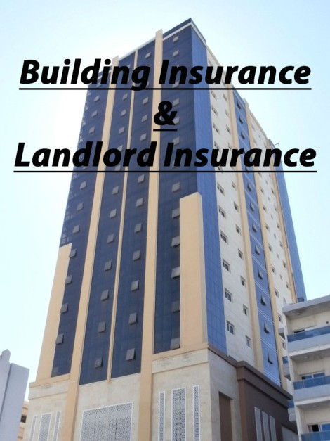 Building Insurance & Landlord Insurance