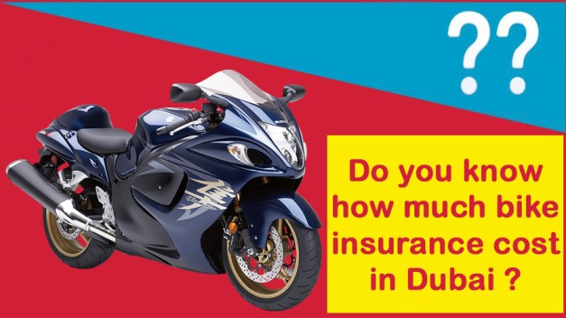 how much bike insurance cost in Dubai