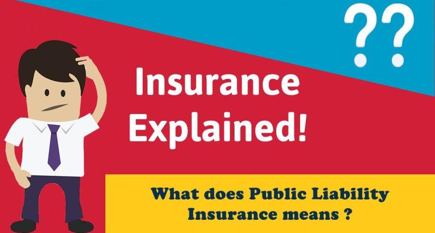 public liability insurance means