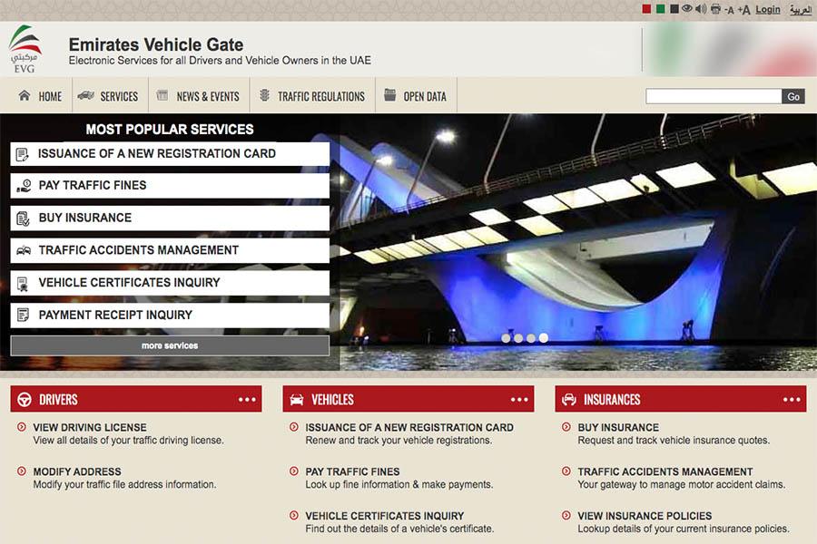 EVG Website